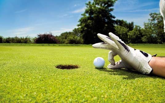 Golfvergnügen pur!