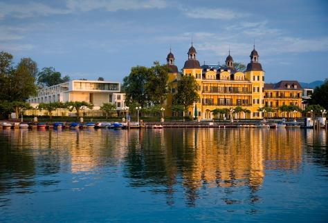 Falkensteiner Schlosshotel Velden - direkt am See