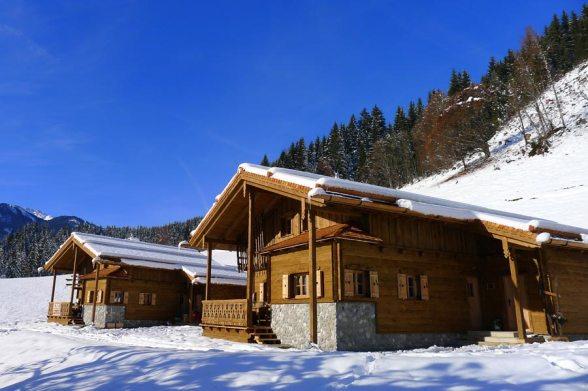 Winter Kuschelhütten