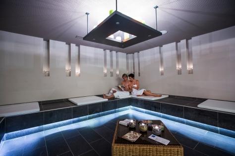 Entspannung im Aquapura Spa
