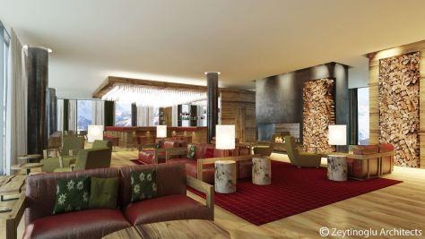 Hotel Schladming Hotel Lobby