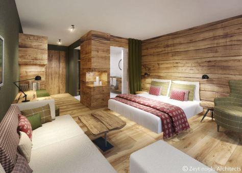 Traumhafte Zimmer im Hotel Schladming