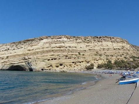 Strand für Urlaub auf Kreta