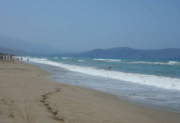 Strandurlaub auf Kreta