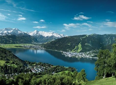 Zell am See Rundblick