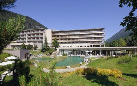 Falkensteiner Hotel & Spa Bleibergerhof - Hotelansicht
