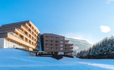 Falkensteiner Hotel Schladming - Hotelansicht