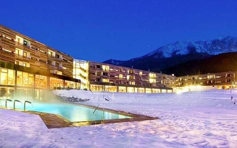 Falkensteiner Hotel & Spa Carinzia - Hotelansicht