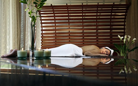 Entspannen im Acquapura Spa im Falkensteiner Hotel & SPA Carinzia