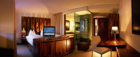 Doppelzimmer im Falkensteiner Hotel & SPA Carinzia