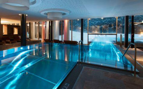 Falkensteiner Hotel Schladming - Wellnessbereich