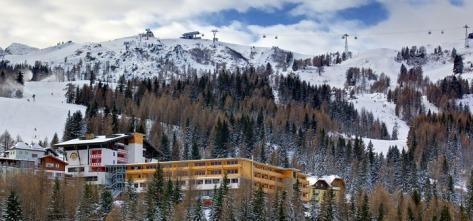 Außenansicht - Falkensteiner Hotel Sonnenalpe