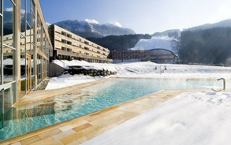 Außenansicht - Falkensteiner Hotel & Spa Carinzia